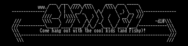 #57 - By ASCII logo by deathy