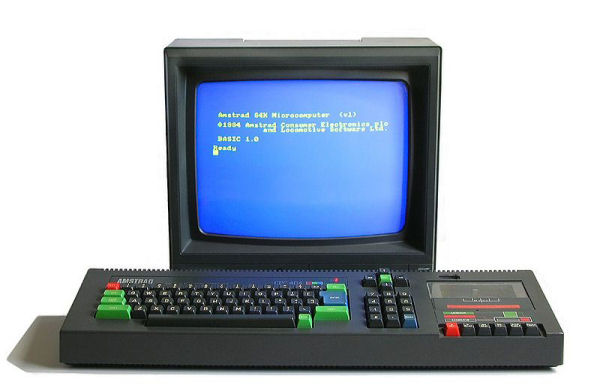 Screenshot For Computer » Amstrad CPC (Colour Personal Computer)