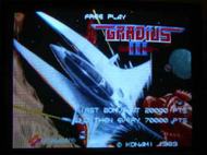 Gradius 3 OST Screenshot
