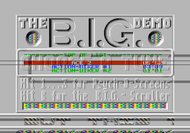 The B.I.G. Demo Screenshot