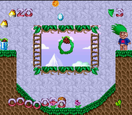 Super Troll Islands: Ingame (SNES)