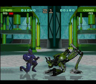 Rise Of The Robots: Ingame (SNES)