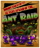 Ant Raid - Promotional art Screenshot