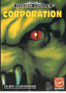 Corporation Mega Drive cover Screenshot