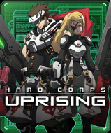 Hard Corps Uprising Cover