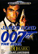 James Bond 007 - The Duel Genesis cover