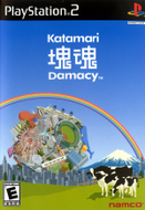 Katamari Damacy (PS2) Screenshot