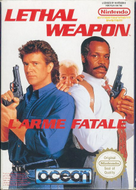 Lethal Weapon (NES) Screenshot