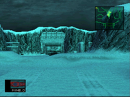 Metal Gear Solid - PSX - ingame 2