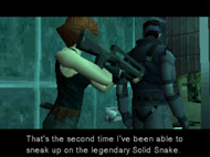 Metal Gear Solid - PSX - ingame 3