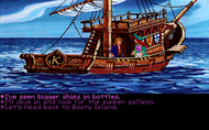 Monkey Island 2: LCR - PC - ingame 2 Screenshot