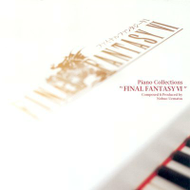 FF VI Piano Collections - Front cover Screenshot