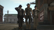 Red Dead Redemption - PS3 - ingame 1