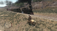 Red Dead Redemption - PS3 - ingame 2