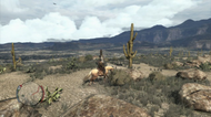 Red Dead Redemption - PS3 - ingame 3
