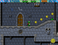 Superfrog - The Spooky Castle 2a