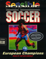 Sensible Soccer (Amiga) Screenshot