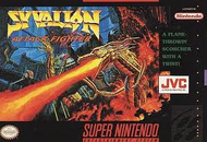 Syvalion: Attack Fighter (SNES) Screenshot