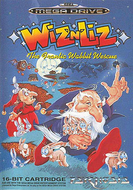 Wiz N Liz Megadrive Screenshot