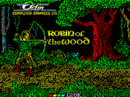 Robin of The Wood (ZX Spectrum)