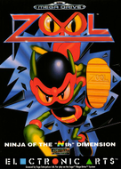 "Zool: Ninja of the ""Nth"" Dimension (MD)"