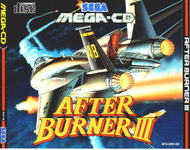 After Burner III - box art