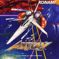 Axelay CD Cover