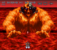 Axelay Screenshot 1