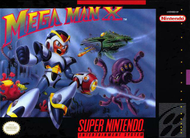 Mega Man X (SNES) Screenshot