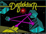 Deflektor - Spectrum Screenshot