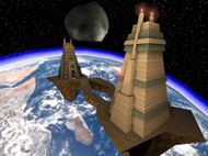 Unreal Tournament - Facing Worlds