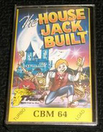House Jack Built - C64 - Tape Inlay Screenshot