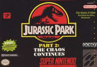Jurassic Park: Part 2: The Ch. C. (SNES)
