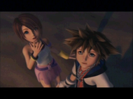 Kingdom Hearts (ingame 1) Screenshot