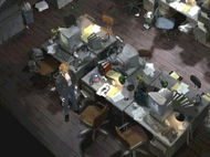 Parasite Eve (ingame 1) Screenshot