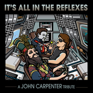 Reflexes - Front - Album Cover Screenshot