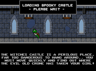 Superfrog - The Spooky Castle 1
