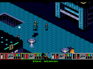 Syndicate Sega CD - Ingame Screenshot