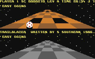 TrailBlazer - Ingame Screen - C64/C128