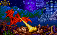 Wings of Death - Atari STE Screenshot