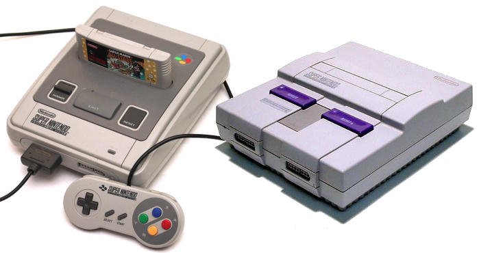 Screenshot For Console » Super NES (SNES) / Super Famicom