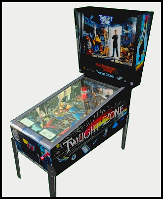Screenshot For Arcade » Pinball
