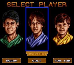 a4038e5a4 Image Info For 3 Ninjas Kick Back  Player Select (SNES) - CVGM.net