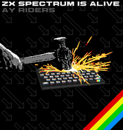 ZX Spectrum Is Alive! Screenshot