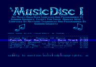Music Disc 1 Screenshot