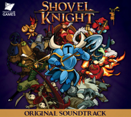 Shovel Knight OST CD Cover
