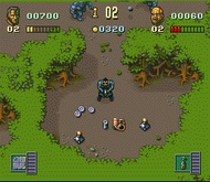 Chaos Engine: Ingame Screen (SNES)