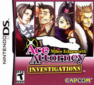 Ace Attorney Investigations: Miles Edg.