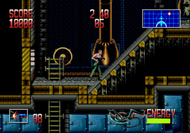 Alien 3 Ingame Sega Genesis Screenshot