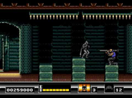 Batman Genesis Ingame Screenshot